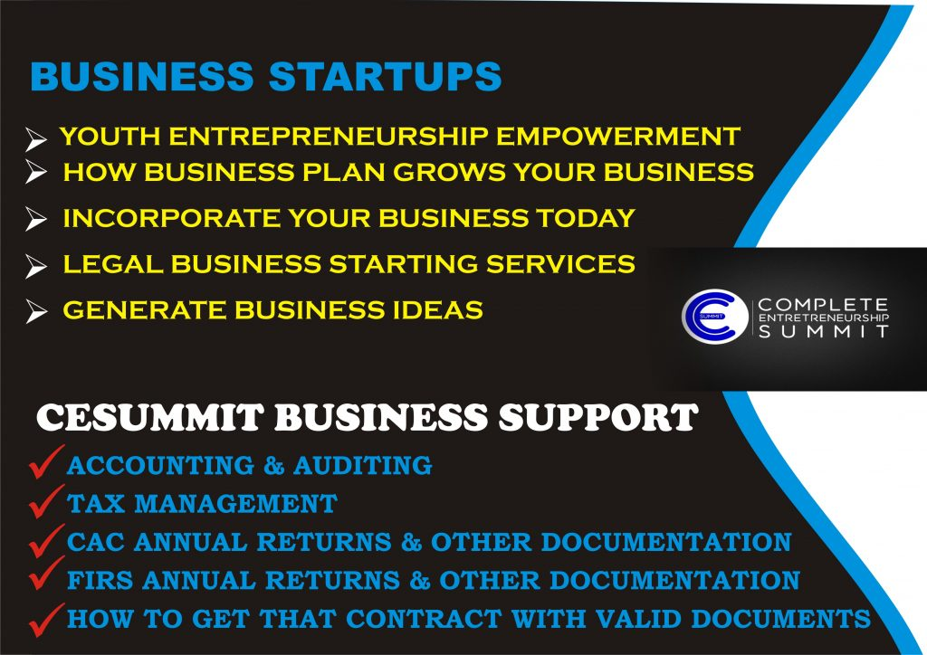 THIS IS How CESSUMMIT Assist You Optimize Your Business Goals and Objectives.